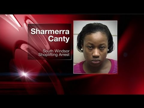 PD: lady leaves kids in car to shoplift