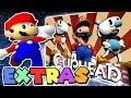 Mario s EXTRAS If Mario Was CUPHEAD