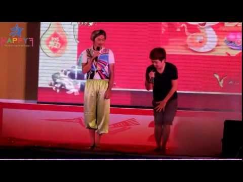 Hai moi 2013 - Than Den - Tran Thanh, Hoai Linh, Truong Giang [Happy F]