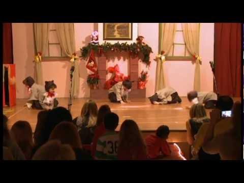 Χριστουγεννιάτικες γιορτές 2012 - Ο Καρυοθραύστης