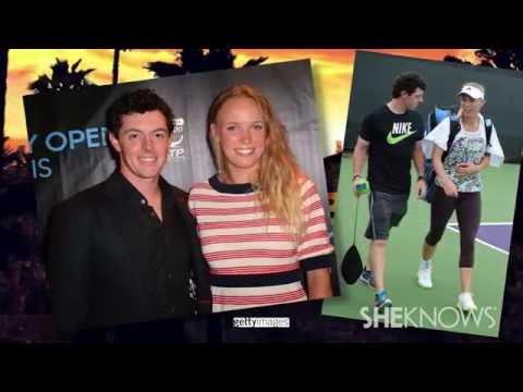 Caroline Wozniacki Address Split from Rory McIlroy on Twitter - The Buzz