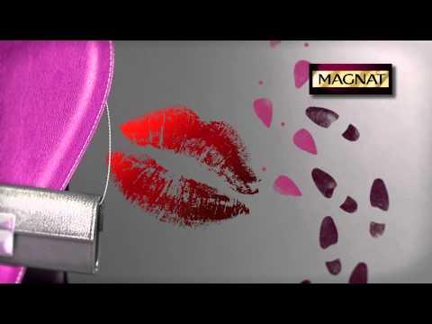 Magnat - Spot reklamowy MAGNAT szminka