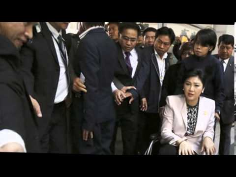 Thailand PM Yingluck Shinawatra in court over abuse of power
