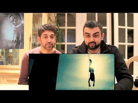 Ugramm Trailer Reaction-Review! | (Srimurali, Haripriya, Thilak Shekar)