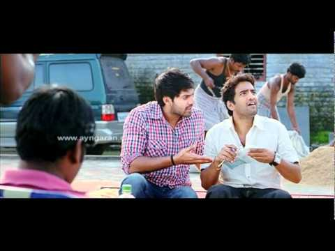 Aarya and santhanam comedy from Boss Engira Baskaran Ayngaran HD Quality -g3Xvn3AymxA