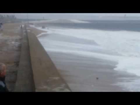 Hercules storm arriving to Porto 1