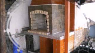Зидане на Камини,Фурни
