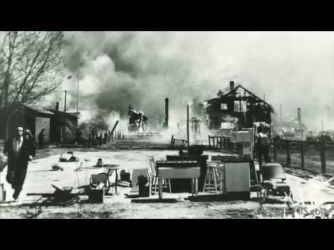 Il y a 65 ans le feu détruisait la moitié du village de Cabano.