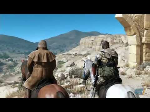 Metal Gear Solid V: The Phantom Pain - E3 2013 Trailer