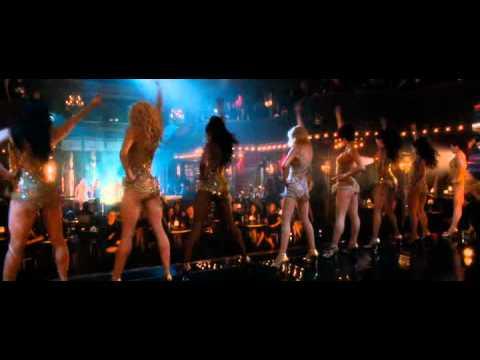 Burlesque final scene