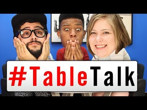 Tattoos and Meaningless World Records On #TableTalk!