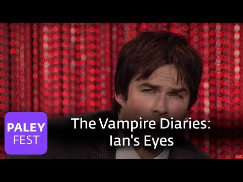 The Vampire Diaries - Ian Somerhalder, Paul Wesley, Nina Dobrev at PaleyFest 2014