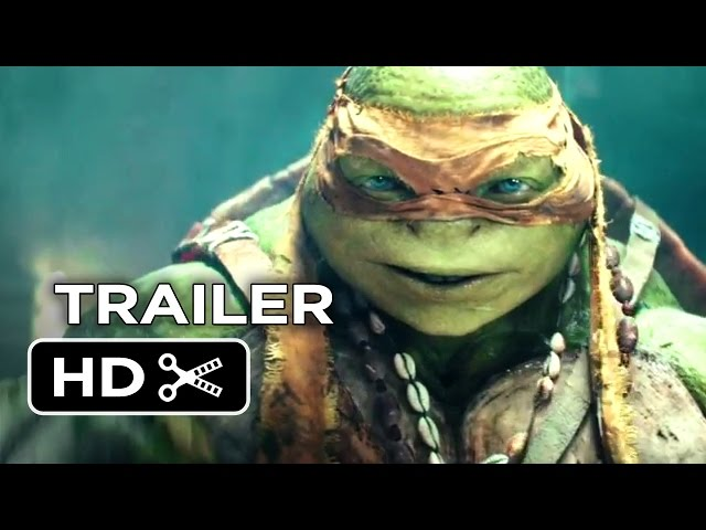 Teenage Mutant Ninja Turtles Official 'Knock Knock' Trailer (2014) - Megan Fox Movie HD