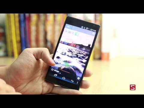 Đánh giá phần mềm, giao diện Sky Vega S5 - A840S - CellphoneS