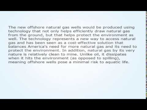 Offshore Option May Lower Natural Gas Bills 704
