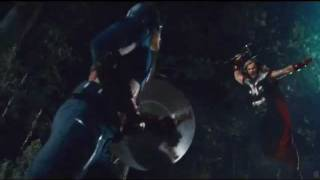 The Avengers Music Video-Hero