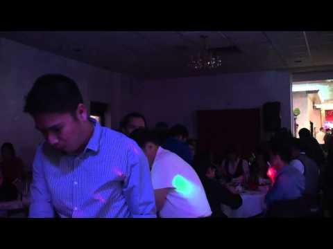 NhomVuiCa 2013-11-23 Karaoke 10 Ly Kiet - Xin Em Dung Khoc Vu Quy