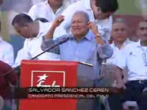 Cierre de Campaña FMLN, San Miguel.