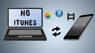 How To Transfer Music, Movies, Pictures To Iphone Without