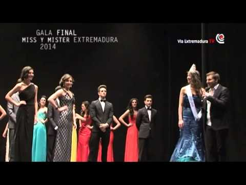 10/11 Gala final Miss World Extremadura 2014
