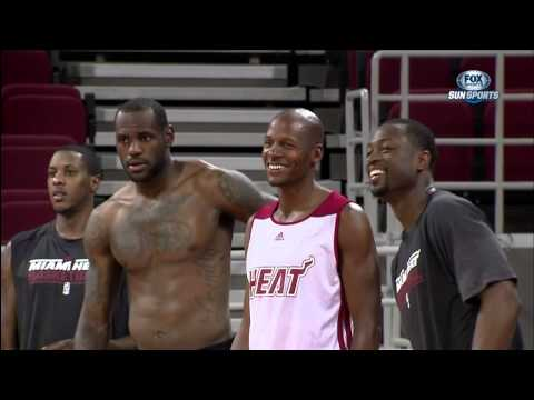 October 07, 2013 - Sunsports (1of9) - Together We Rise (Miami Heat Original Documentary