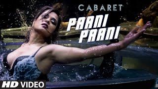 paani paani video song, cabaret movie, richa chadda