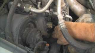 Replacing Heater Resistor On F-250