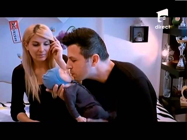 X Factor Romania - Prezentare: Madalina Lefter este foarte fericita pentru ca are un fratior