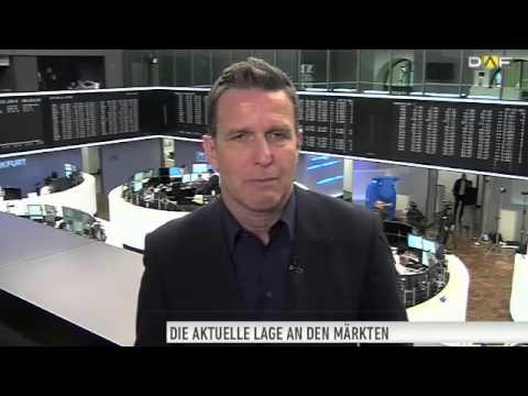 Marktinterview: DAX muss weitere Eskalation fürchten