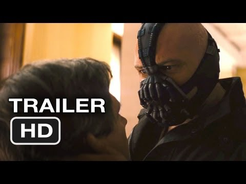 The Dark Knight Rises Official Trailer #3 (2012) Christian Bale, Christopher Nolan, Batman Movie HD