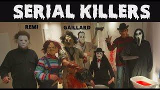 Remi Gillaird - Sérioví vrahovia