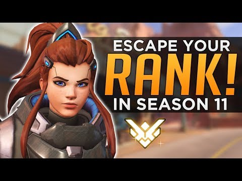 Overwatch: BEST Way To Rank Up In Season 11!