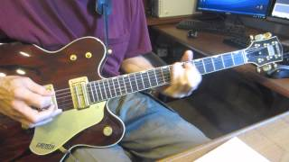 Beatles Act Naturally Lead Guitar Secrets