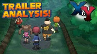 Pokémon X And Y Rival Characters, Vaniville Town And