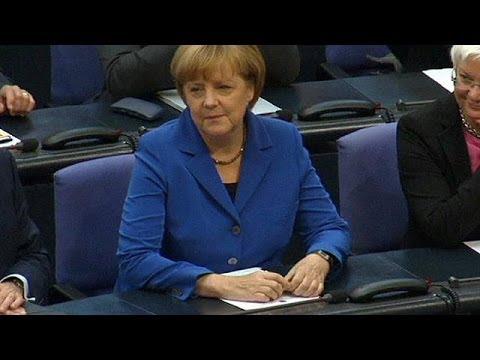 Merkel makes first White House visit since NSA spying scandal