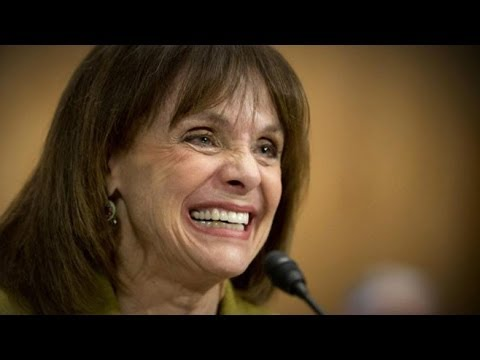 Valerie Harper Goes to Capitol Hill