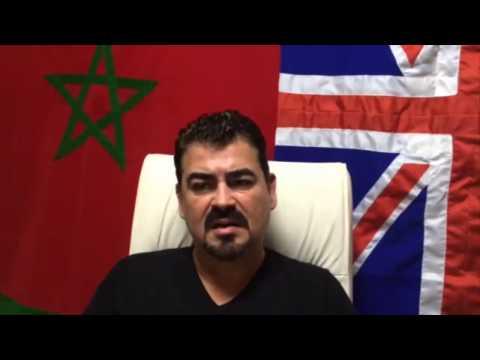 فيديو مثير: يحيى يحيى في تصريح عقب استقباله لزعيم منظمة الدفاع عن جبل طارق