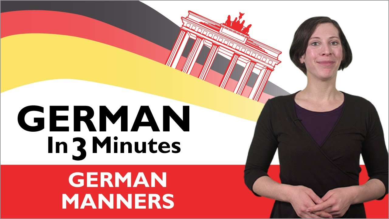 learn german german in three minutes thank you amp you