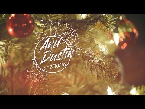 Wolverine Lake Films - Ana + Dustin Furney - December 30th 2016