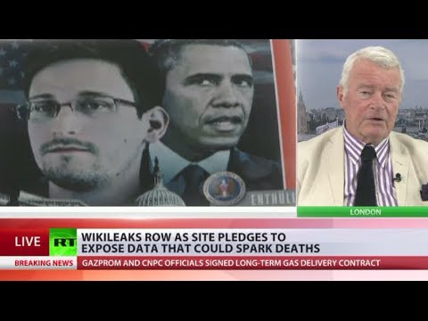 Whistle-Brawlers: Row over WikiLeaks threat to name NSA-target country