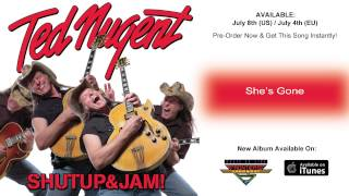 Ted Nugent She's Gone (Official Song / 2014)