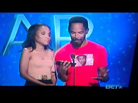 Beyonce and Jay z moment BET AWARDS 2012
