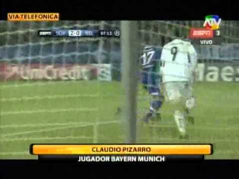 Tuteve.tv / Claudio Pizarro revela que pudo haber jugado en el Real Madrid