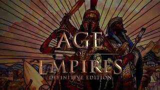 Age of Empires: Definitive Edition - Bejelentés Trailer