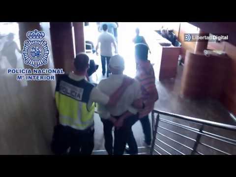 Así fue la detención del pederasta español indultado por Marruecos