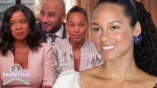 Alicia Keys' messy love triangle: How her career was affected