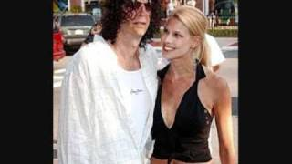 Howard Talking About Rebecca Romijn & Beth Dancing Topless