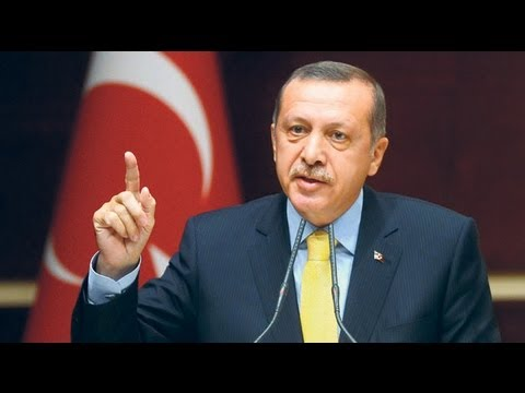PM Erdogan blasts West for massacre in Egypt