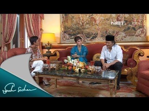 Sarah Sechan Sungkeman - Adrie Subono dan Keluarga