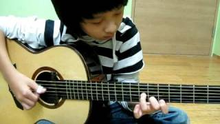 (Movie Theme) Pirates Of The Caribbean Sungha Jung